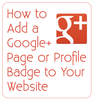 Badge Website how to add a page or profile badge to your website sue