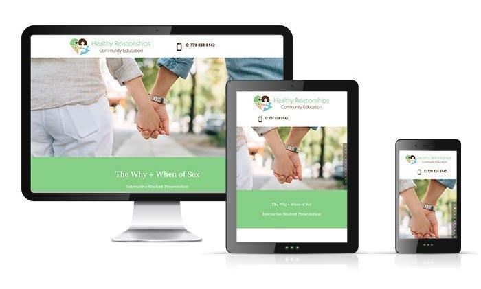Healthy Relationships Website