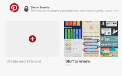 10 Things To Know About Pinterest Secret Boards