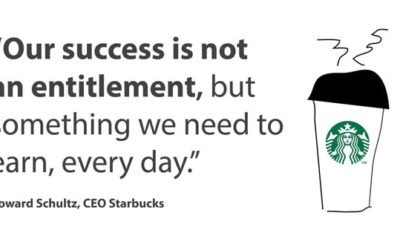 Starbucks Memo Reinforces Employee Role In Customer Experience