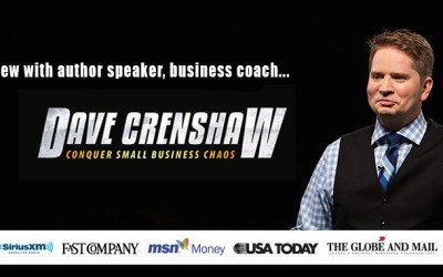 Interview With Business Coach Dave Crenshaw