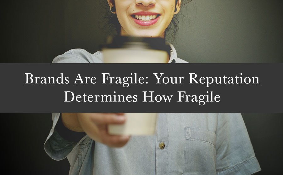a description of how fragile your reputation in society