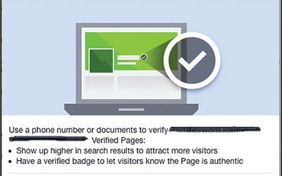 How To Get A Verified Badge For Your Facebook Page