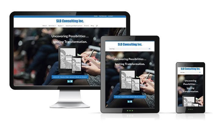 Website for SLD Consulting