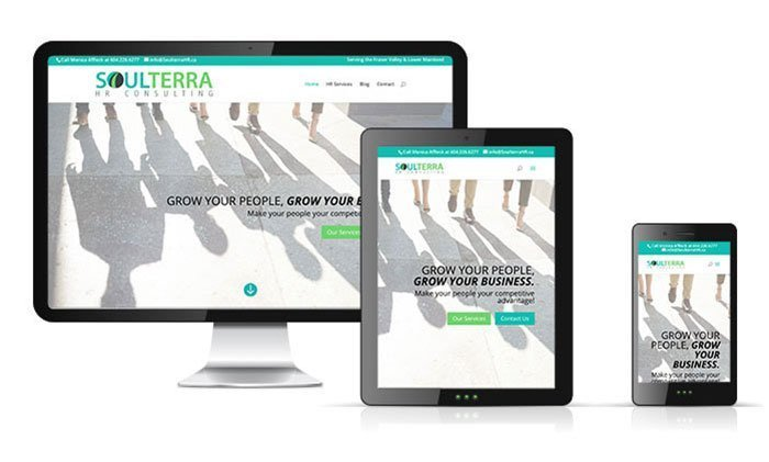 Soulterra HR Website