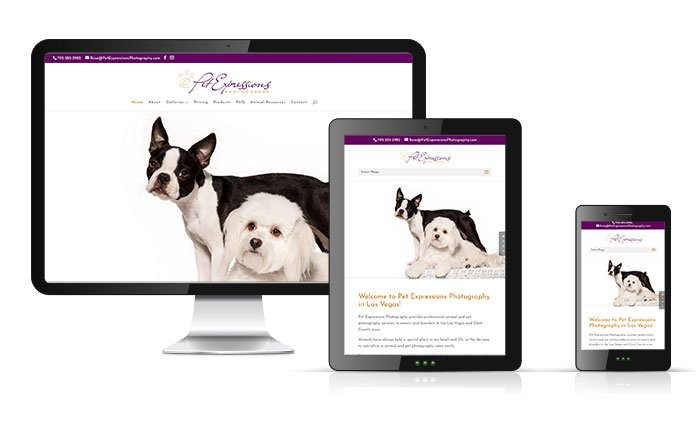 Image-of-Responsive-Website-for-Pet-Expressions-Photography