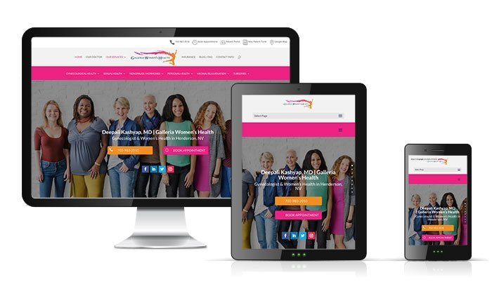 Image-of-Responsive-Website-for-Galleria-Womens-Health