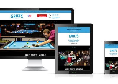 Griff's Bar & Billiards