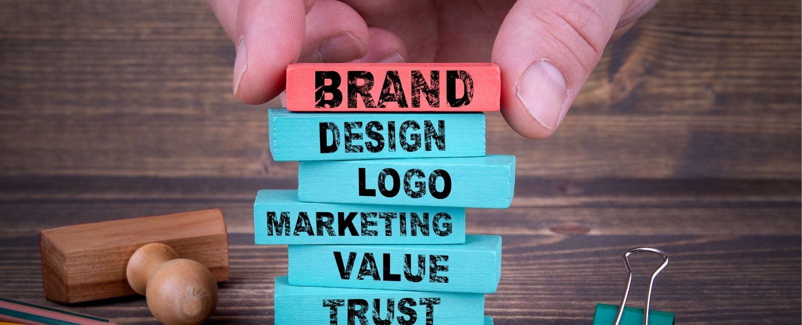 Image showing some elements of branding
